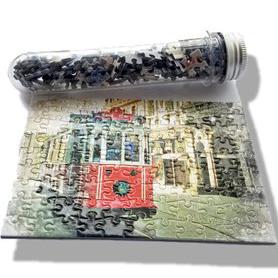 Mini Puzzle 9x13 cm 99 Parça