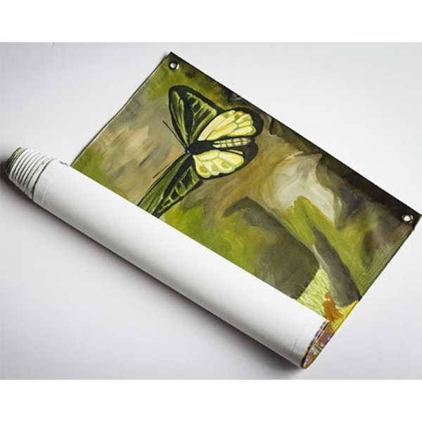 Vinil Baskı ( 100 x 150cm )