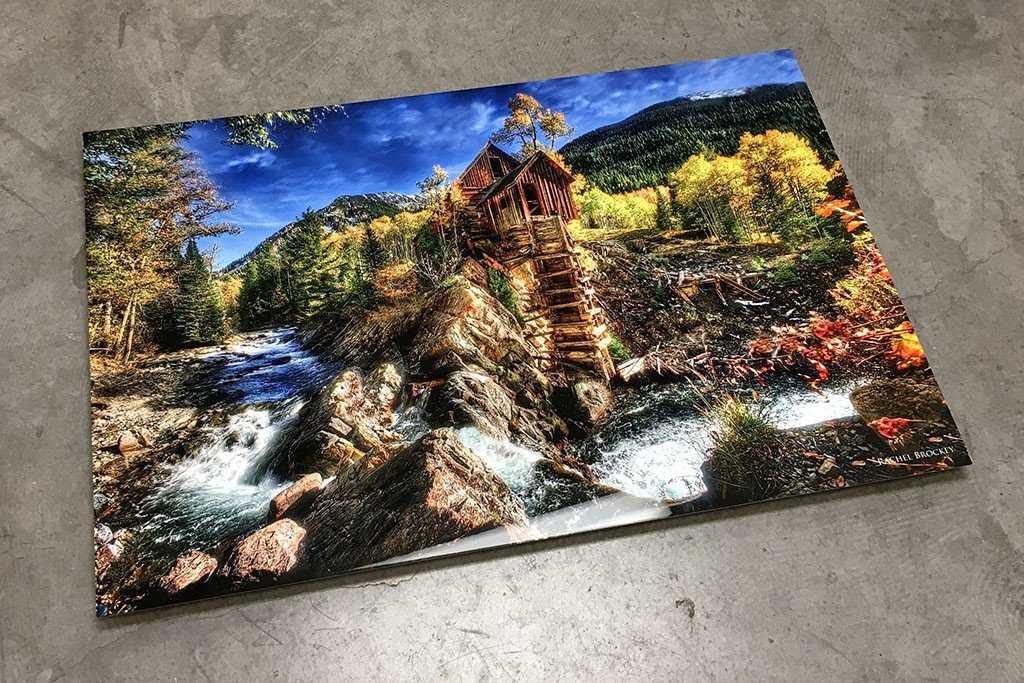 Metal Fotoğraf Paneli (15 x 21 )